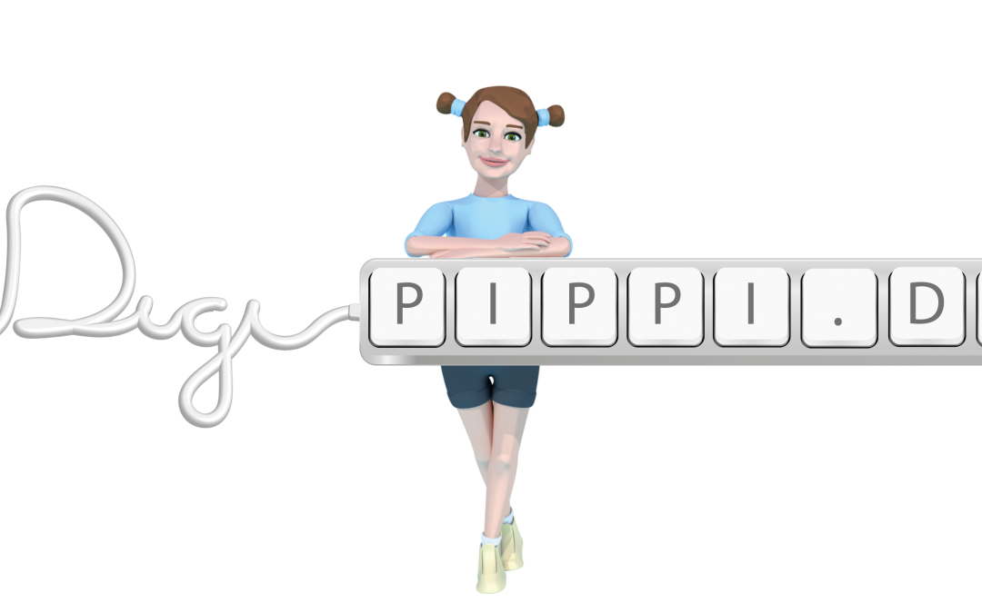 To nye informations videoer om DigiPippi
