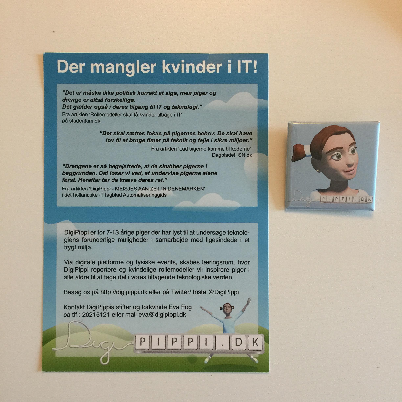 DigiPippi på Danmarks Læringsfestival