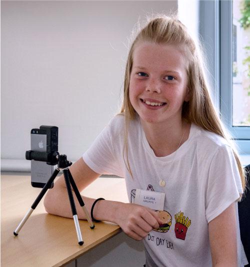 UDSOLGT: DigiPippi event: Lær at være YouTuber 1.7 København