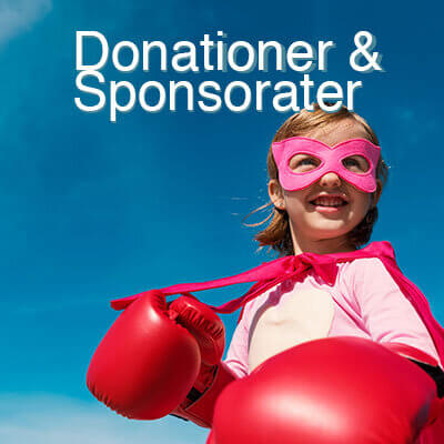 Donationer og Sponsorater